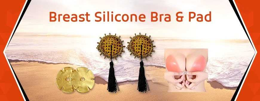 cheapest rate Breast Silicone Bra & Pad for women girl female in khlong Luang Nakhon Pathom Rayong