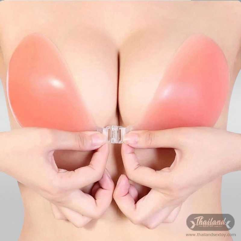 Silicone Adhesive Stick On Gel Push Up Strapless Backless BSP-001