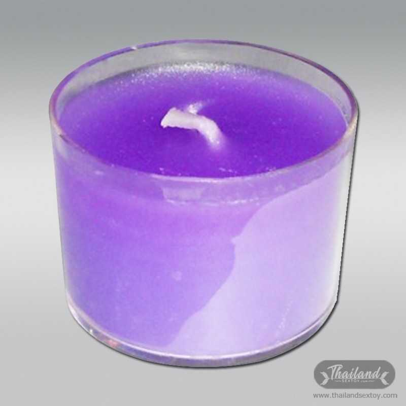 Sex Wax Purple Scented Candle AG-007
